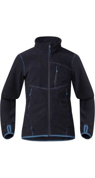 """Bergans Youth Runde Jacket Dark Navy/Night Blue/Steel Blue"""